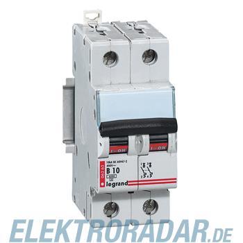 Legrand 6261 Leitungsschutzschalter B 6A 2-polig 6kA