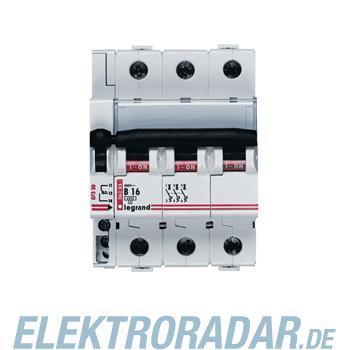 Legrand 6281 Leitungsschutzschalter B 6A 3-polig 6kA