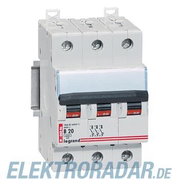 Legrand 6291 Leitungsschutzschalter B 63A 3-polig 6kA