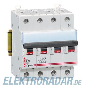 Legrand 6334 Leitungsschutzschalter B 10A 3-polig+N6kA