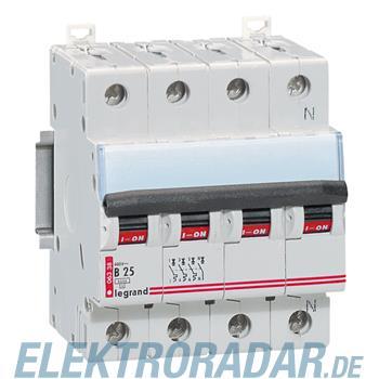 Legrand 6338 Leitungsschutzschalter B 25A 3-polig+N 6kA