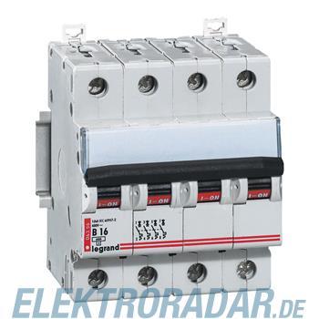 Legrand 6352 Leitungsschutzschalter B 6A 4-polig 6kA