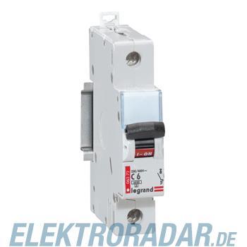 Legrand 6372 Leitungsschutzschalter C 6A 1-polig 6kA