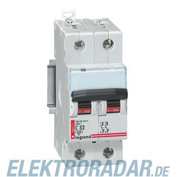 Legrand 6474 Leitungsschutzschalter C 63A 2-polig 6kA