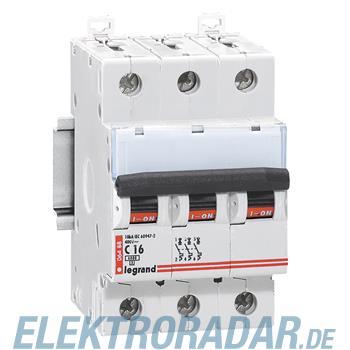Legrand 6488 Leitungsschutzschalter C 16A 3-polig 6kA