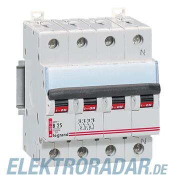 Legrand 6539 Leitungsschutzschalter C 6A 3-polig+N 6kA