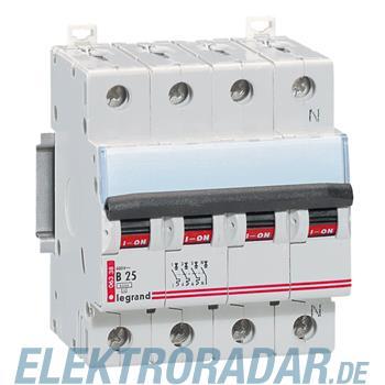 Legrand 6548 Leitungsschutzschalter C 50A 3-polig+N 6kA