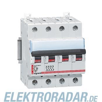 Legrand 6562 Leitungsschutzschalter C 13A 4-polig 6kA