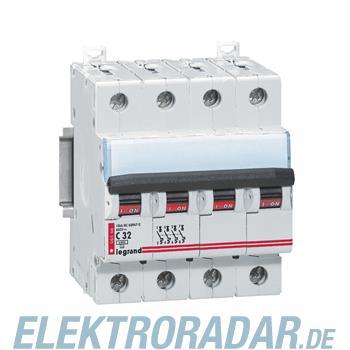 Legrand 6566 Leitungsschutzschalter C 32A 4-polig 6kA