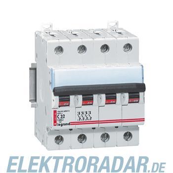 Legrand 6569 Leitungsschutzschalter C 63A 4-polig 6kA