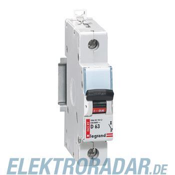 Legrand 6588 Leitungsschutzschalter D 50A 1-polig 6kA