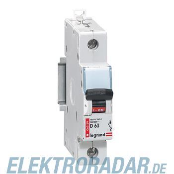 Legrand 6589 Leitungsschutzschalter D 63A 1-polig 6kA