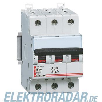 Legrand 6656 Leitungsschutzschalter D 32A 3-polig 6kA