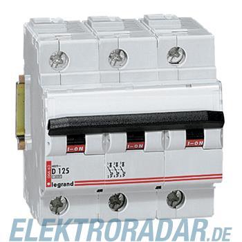 Legrand 6661 Leitungsschutzschalter D 100A 3-polig 10kA