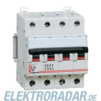 Legrand 6675 Leitungsschutzschalter D 25A 4-polig 6kA