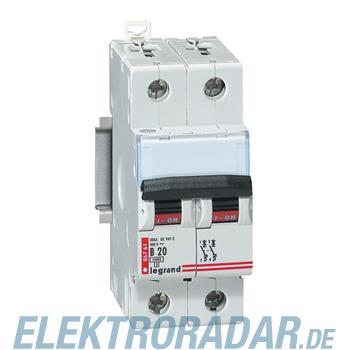 Legrand 6761 Leitungsschutzschalter B 20A 2-polig 10kA