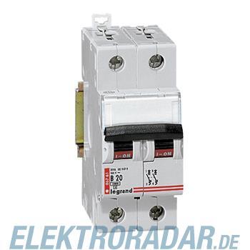 Legrand 6762 Leitungsschutzschalter B 25A 2-polig 10kA