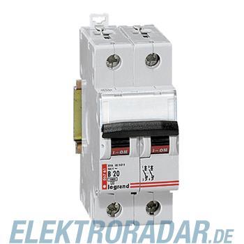 Legrand 6763 Leitungsschutzschalter B 32A 2-polig 10kA