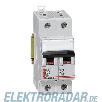 Legrand 6766 Leitungsschutzschalter B 63A 2-polig 10kA
