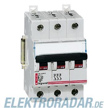 Legrand 6776 Leitungsschutzschalter B 6A 3-polig 10kA