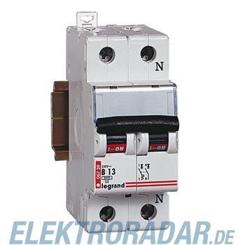 Legrand 6898 Leitungsschutzschalter C 10A 1-polig+N 10kA