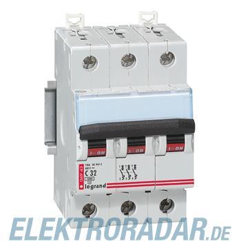 Legrand 6943 Leitungsschutzschalter C 32A 3-polig 10kA