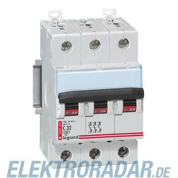 Legrand 6944 Leitungsschutzschalter C 40A 3-polig 10kA