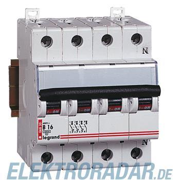 Legrand 6986 Leitungsschutzschalter C 63A 3-polig+N 10kA