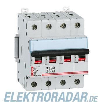 Legrand 7000 Leitungsschutzschalter C 16A 4-polig 10kA