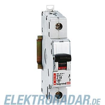 Legrand 7177 Leitungsschutzschalter Z 4A 1-polig 25 kA