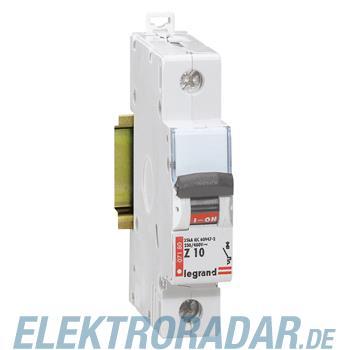 Legrand 7180 Leitungsschutzschalter Z 10A 1-polig 25kA