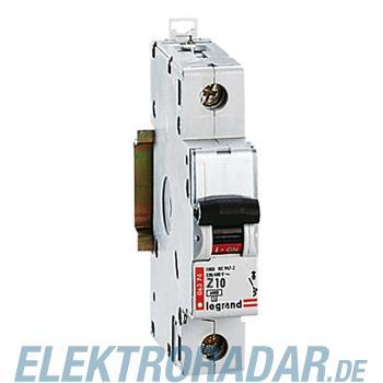 Legrand 7186 Leitungsschutzschalter Z 40A 1-polig 25kA