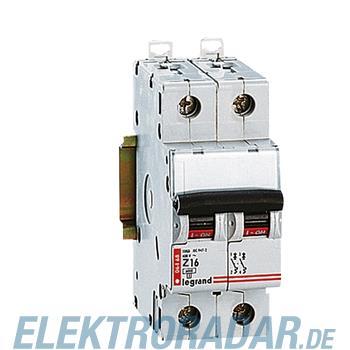 Legrand 7200 Leitungsschutzschalter Z 16A 2-polig 25kA