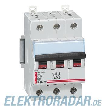 Legrand 7211 Leitungsschutzschalter Z 2A 3-polig 25 kA