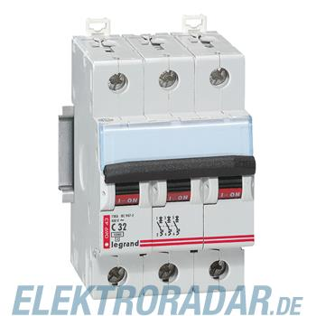 Legrand 7219 Leitungsschutzschalter Z 20A 3-polig 25kA