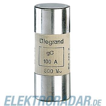 Legrand 15396 Sicherung 22 x 58 mm 100A Typ gG