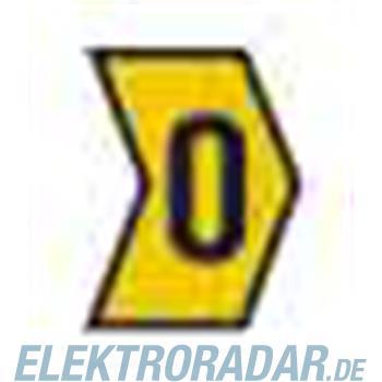 HellermannTyton Kennzeichnungstülle HG4-9-0-PVC-YE-G4