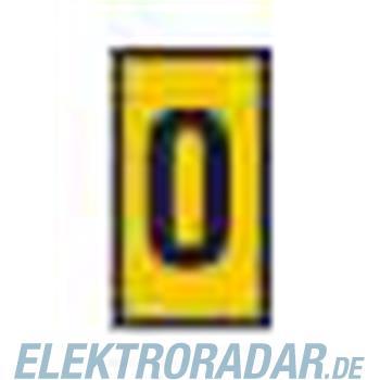 HellermannTyton Kennzeichnungstülle HODS85-0-PVC-YE-M4