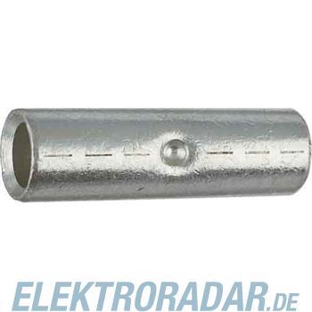 Klauke Pressverbinder blank, DIN 124RBK