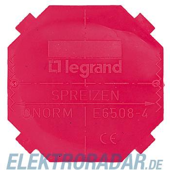 Legrand 31306 Putzdeckel zu MD 65 DPD UP Dosen