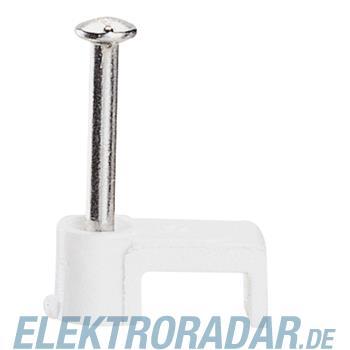 Legrand 31551 Nagelschelle für Flachkabel 2x1mm²