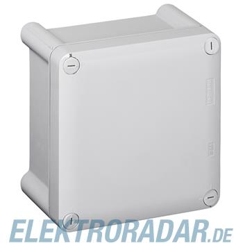Legrand 35013 Abzweigdose quadratisch 130x130x74mm, glatt, grau