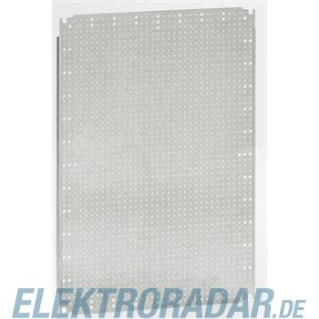 Legrand 36005 Montageplatte Lina12.5, 400 x 400 mm