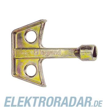 Legrand 36539 Schluessel fuer Aussendreikant 6,5 mm 36817 Zubeho