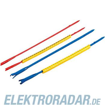 Weidmüller Leitermarkierer CLI R 02-3 GE/SW E
