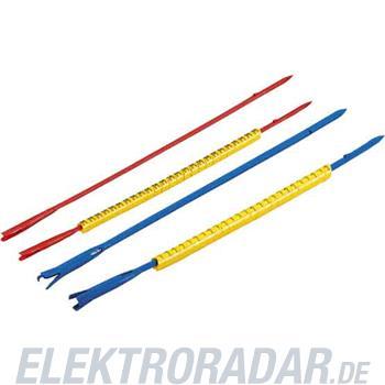 Weidmüller Leitermarkierer CLI R 02-3 GE/SW W