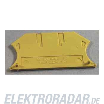 Weidmüller Abschlussplatte WAP 2.5-10 GE