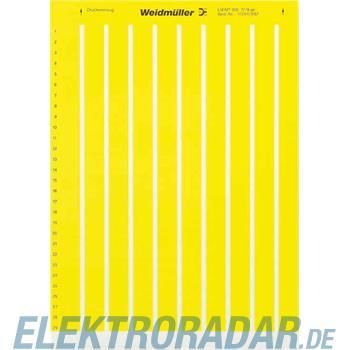 Weidmüller Gerätemarkierer LM MT300 15X6 SI I