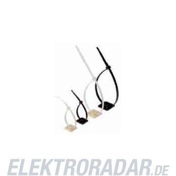 Weidmüller Kabelbinder CB 160/4.8 BLACK