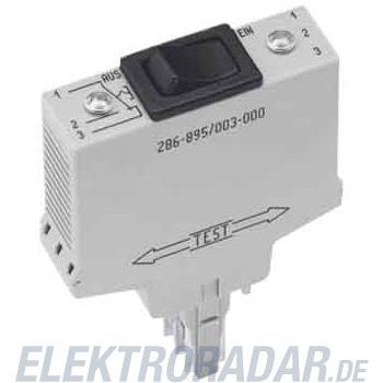WAGO Kontakttechnik Relaisstecker 286-895